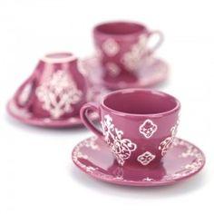 Xícara de Chá - Turquia Roxa