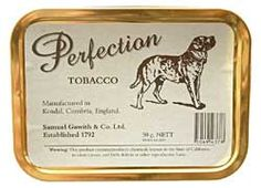 Samuel Gawith Perfection 50g tin