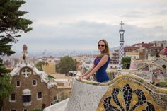 Barcelone, Gaudi, Sagrada Familia, Parc Guell