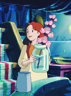The Secret World of Arrietty / Karigurashi no Arrietty (借りぐらしのアリエッティ)