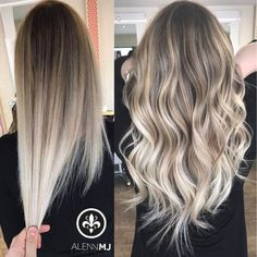Are you going to balayage hair for the first time and know nothing about this technique? We've gathered everything you need to know about balayage, check! Cabelo Ombre Hair, Balayage Hair Blonde, Balayage Hairstyle, Honey Balayage, Brown Balayage, Blonde Ombre, Blonde Hair Looks, Brown Blonde Hair, Blonde Honey