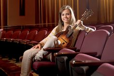 Sierra Hull Makes Mandolin Magic