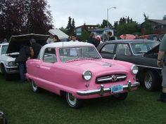nash rambler & it's pink!!!!!