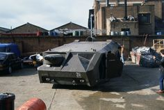 Aliens: Colonial Marines APC - Behind the Scenes