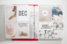 DECEMBER DAILY IN MARCH by Marcy Penner