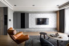 Luxury Homes Interior, Home Interior, Living Room Interior, Living Room Decor, Modern Apartment Design, Apartment Interior, Office Interior Design, Home Room Design, House Design
