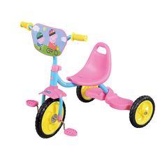 25cm Peppa Pig Trike   Toys R Us Australia