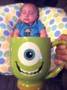 Baby mugging: 19 criminally cute photos | #BabyCenterBlog via @Mommy Shorts (Ilana Wiles)