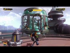 RATCHET & CLANK PART 10 GAMEPLAY PS4 1080 HD