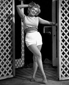 Marilyn Monroe, Hotel Belaire, Los Angeles