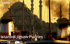 Istanbul Jigsaw Puzzles by PuzzleBoss