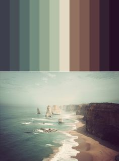 Would make for nice quilt colours Color Palette - Paint Inspiration- Paint Colors- Paint Palette- Color- Design Inspiration Colour Pallette, Brown Colour Palette, Earth Colour Palette, Brown Paint Colors, Color Schemes Colour Palettes, Earth Tone Colors, Design Seeds, Colour Board, Color Stories