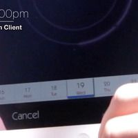 Alrm Clock video now on App Picker.