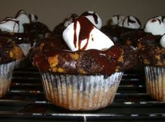 Kellie's S'Mores Cupcakes