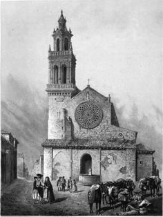 Córdoba iglesia san Lorenzo