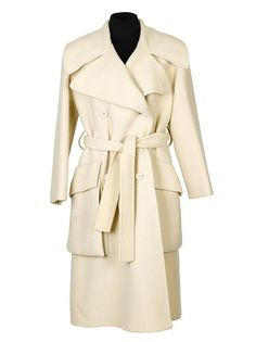love..., Christian Dior - Vintage Wool Coat c.1971