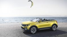 Zum Zum Auto - Electric Cars: Blog, blog, blog...: Convertible and SUV in one vehicle: The T-Cross Breeze