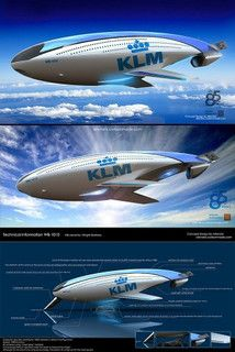 KLM's WB-1010 aircraft from designer Reindy Allendra