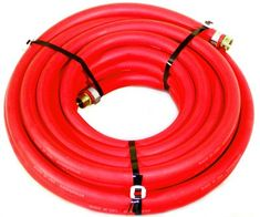 Goodyear 100519637 Red Rubber Water Hose 58 x 50 * Check this awesome product by going to the link at the image.