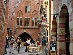 Bremen Germany - Here is where I fell in love with Europe.