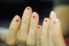 Beauty Nails - Nail Art Design Nagellack # Nagellack # Nagelgel Design - NailArt - in 2020 Minimalist Nails, Manicure E Pedicure, Mani Pedi, Manicure Ideas, Nail Ideas, Makeup Ideas, Cute Nails, Pretty Nails, Hair And Nails