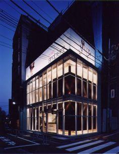 DURAS ambient Flag ship store  Jingumae