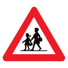An overview of the warning signs of Belgium. Learn all traffic signs with the free practice questions.