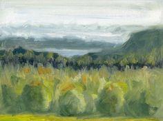 Early Autumn View on Mjosa — Rob Tijink