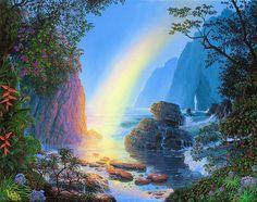 Loren D. Adams ~ Visionary / Surrealist painter