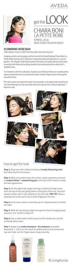 Get the look from Chiara Boni S/S 2016 NYFW, created by Jon Reyman.