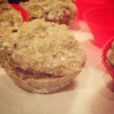 Mine matskriblerier: Eltefrie muffinstykker med eller uten rug