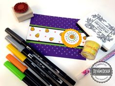 Sneak Peek Week Starts Today! Get Ready for Spooky Fun!!              Hello DeNami Friends!   I'm excited to unveil some f...