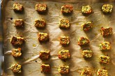 Broccoli Tots recipe on Food52