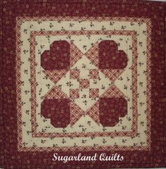 American Vintage Quilts: Doll Quilts/ Small Quilts