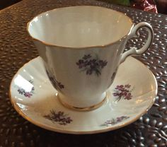 Royal Grafton Cup and Saucer Fine Bone China Made in England by HickoryAcres on Etsy