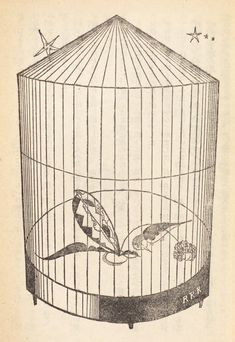 Illustrations from a 1928 edition of Andersen's fairy tales, Takeo Takei