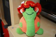 EL RINCON DE MERY: tortuga a crochet