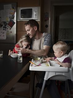 I'm A Swedish Photographer And This Is What Life Looks Like For Dads On Parental Leave In My Country