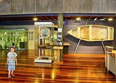 PINE RIVERS HERITAGE MUSEUM< WHITESIDE  Where is it: Old Petrie Town, about an hour's drive north of Brisbane CBD           What's it all about: A nice and quiet little heritage museum that's great for kids and adults of all ages!   How can I join in: Come along anytime or check their website t