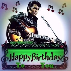 Elvis Birthday Cards For Facebook