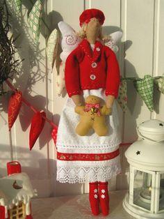 - 18 Ноября 2010 - Кукла Тильда. Всё о Тильде, выкройки, мастер-классы.
