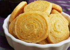 Sajtos csiga | Tünde Szerletics receptje - Cookpad receptek