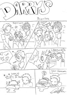 A little fun comic I made from some fun and giggles I had with Kiss-Me-Zayn-Malik. It's really kinda Silly. The last panel was her idea and I kinda just came up with the rest for the comic.. don't ...