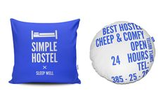 Simple Hostel by masha portnova, via Behance