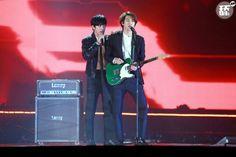 Yonghwa, Jong Hyun, Busan's