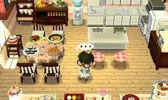 Room inspiration: kawaii sloppy | Animal Crossing ... on Kitchen Counter Animal Crossing  id=96967