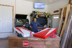 How to Make Cornhole Boards – with DIY Cornhole Plans