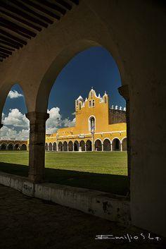 Izamal,Yucatán    México