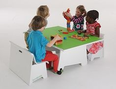 Award Winning Childrenu0027s Play Table TurniTable™ Is A Kids Play Table Which  Transforms Into A DOUBLE Size Play Station In Seconds.