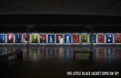 """Ontem foi dia de festa em São Paulo! Depois de rodar algumas cidades, a exposição """"The Little Black Jacket"""" desembarcou em São Paulo de mala, cuia, um séquito de celebridades e, é claro, Karl Lagerfeld e Carine Roitfeld, idealizadores da exibição. Quem me acompanha pelo Instagram (@fashionismo), viu que antes da abertura oficial tivemos a …"""